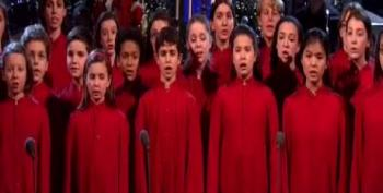 SNL Cold Opens Features NYC Children's Chorus Singing 'Silent Night'