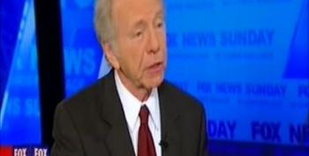 Lieberman Blames The 'Cause And Effect' Of Video Games For Gun Violence