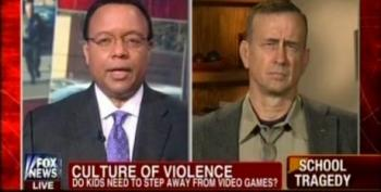 On Fox, Guns Don't Kill People, Video Games Kill People