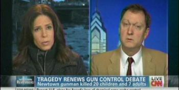 Soledad O'Brien Takes Gun Advocate John Lott To Task For Stance On Abolishing Gun Safety Laws