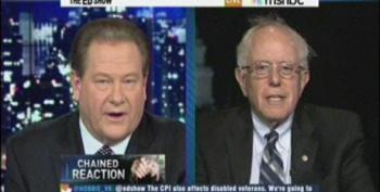 Sen. Sanders: President Obama Needs To Stand Firm Against Cuts To Social Security