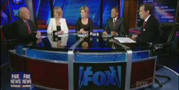 Fox Panel Throws Republicans Under The Bus For Refusing To Make Deal On 'Fiscal Cliff'