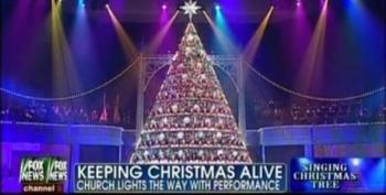 No Truce In Fox News' War On Christmas