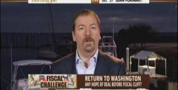 Chuck Todd Pretends Republicans Might Work With President On Immigration Or Gun Control