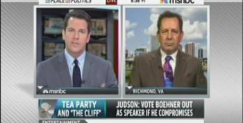 Tea Party's Judson Phillips Throws Romney And Boehner Under The Bus