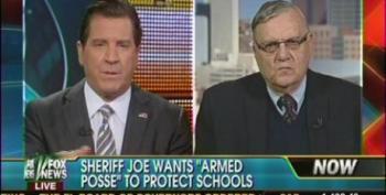 Sheriff Joe Arpaio Wants 'Armed Posse' To Protect Arizona Schools