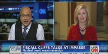 Rep. Marsha Blackburn Blames Senate For Impasse On 'Fiscal Cliff' Talks