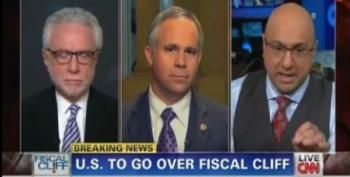 CNN's Velshi Calls Out GOP Rep For Misleading Stats On Taxes And Small Businesses