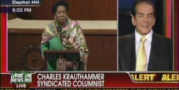 Krauthammer: Obama Presidency All About Raising Taxes To Support 'Entitlement State'