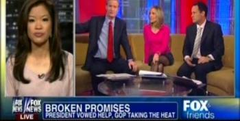 Fox Blames Obama For GOP's Sandy Obstructionism