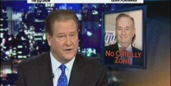 Ed Schultz Asks When Bill-O's Going To Leave The Country Now That His Taxes Went Up
