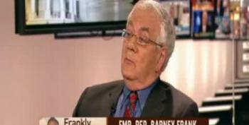 Barney Frank: I'm Interested In Being Temporary Mass. Senator