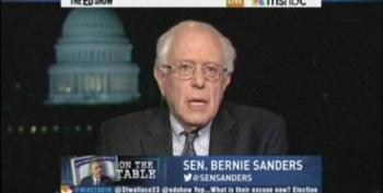 Bernie Sanders: Tell President Obama Hands Off Social Security, Medicare, Medicaid