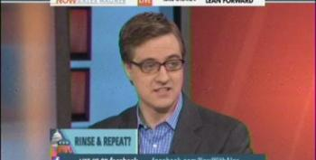 Chris Hayes Asks The Right Questions About Health Care Costs