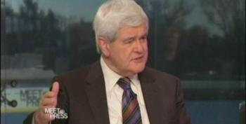 Gingrich Bemoans Amount Of Pork In The Hurricane Sandy Bill