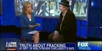 Fracking Gets A Thumbs Up From Fox & Friends