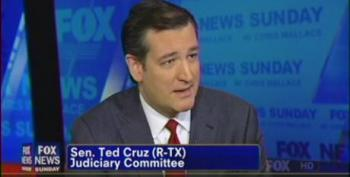 Ted Cruz: 'I Don't Think What Washington Needs Is More Compromise'