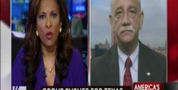 Fox News Interviews Crazy Texas Secessionist