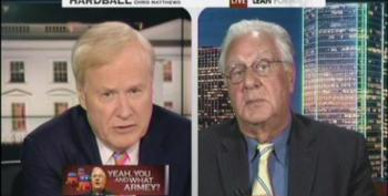 Matthews Thumps Armey For Pretending GOP Is The Party Of Limited Government
