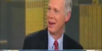 Ron Johnson: Walmart 'Trying To Grow The Economy' And Doesn't Have Time For Gun Control
