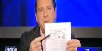 Eric Bolling Is At It Again: 'Liberalism' Is Dangerous Ebola Virus