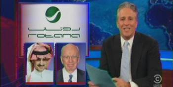 Stewart: Gore's Sale Of Current TV To Al Jazeera 'First Fox Boner Alert Of 2013'
