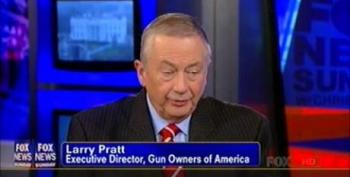 Larry Pratt: End Gun-Free Zones Instead Of 'Wasting Time' With Background Checks