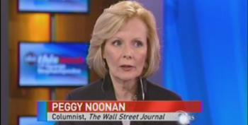 Krugman Tells Noonan President Should Not Negotiate With Hostage Takers
