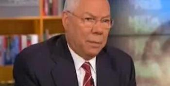 Colin Powell: Republicans Using 'Racial-Era Slave Terms' To Attack Obama