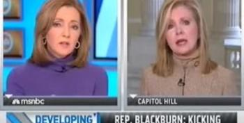 Blackburn Promises To 'Be Very Thoughtful' While Shutting Down Government