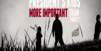 NRA's New Ad Goes After The Obama Daughters