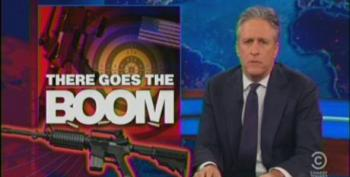 Jon Stewart Slams Pro-NRA Republicans For Making Sure The ATF Can't Do Its Job