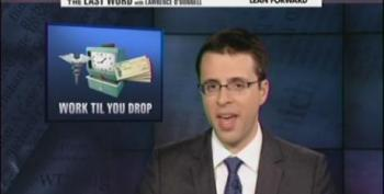 Ezra Klein Knocks CEOs And Pundits For Wanting To Raise Retirement Age To 70