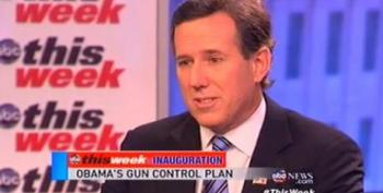 Santorum: Armor-Piercing Bullets Are 'A Right In Our Country'