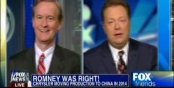 Fox Pretends Romney's Jeeps-In-China 'Lie Of The Year' Was True