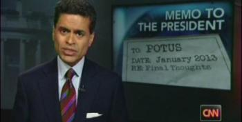 Fareed Zakaria Offers Final Thoughts In His 'Memo To The President'