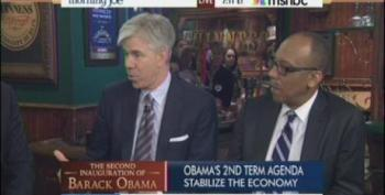 David Gregory Continues To Advocate For Gutting Social Safety Nets