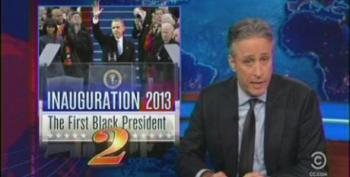 Jon Stewart On Our 'Remarkable' Inauguration Coverage