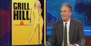 Jon Stewart Slams The House And Senate 'No Sh*t Sherlock' Hearings On Benghazi