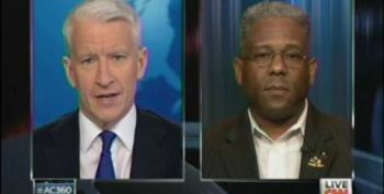 CNN Taps Crazy Wingnut Allen West To Weigh In On Women's Combat Pay