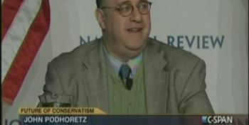 John Podhoretz Uses Bush Failure In Iraq To Excuse Right's Extremism On Domestic Policy