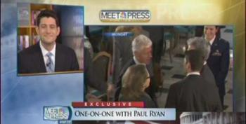 Ryan: Clinton Presidency Would Have 'Fixed Fiscal Mess By Now'