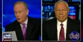 Colin Powell To BillO: Why Are You Only Seeing Me As An African-American?