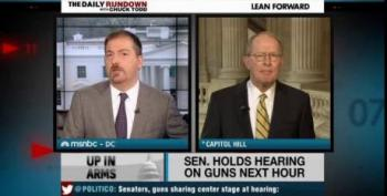 How Republicans Think: 'Video Games Are A Bigger Problem Than Guns'
