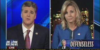 Sean Hannity And Liz Cheney Praise Ted Cruz' Deceptive Attack On Chuck Hagel