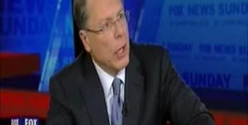 LaPierre: Ban Assault Weapons And You 'Limit The Ability To Survive'