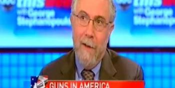 Krugman: NRA Thinks 'We're Living In A Mad Max Movie'
