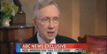 Reid: Immigration Reform Must Include Protections For Same-Sex Families