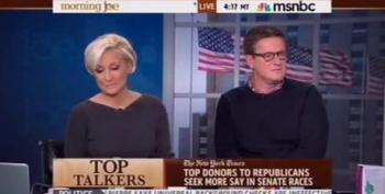 Scarborough: Cuccinelli Is 'Certifiable When It Comes To Mainstream Political Thought'