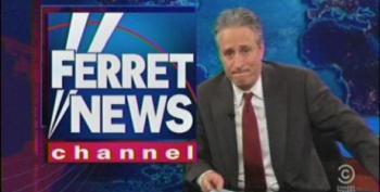 Jon Stewart Knocks GOP And Fox For Recent Rebranding Effort